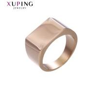 Модное кольцо, розовая позолота (10000361)