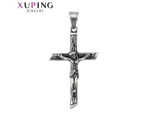Крестик Xuping родиум 10001993