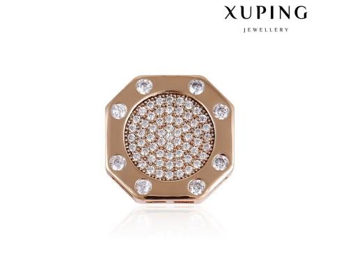 Подвеска Xuping с белыми фианитами позолота 18К 9137000