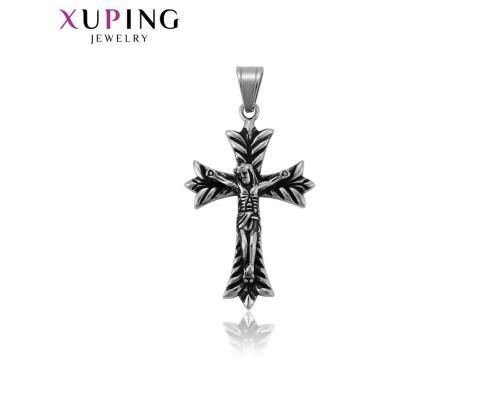 Крестик Xuping родиум 10002868