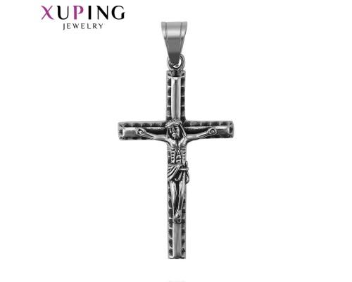 Крестик Xuping родиум 10003554
