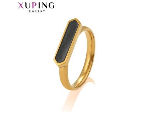 Кольцо Xuping со вставкой позолота 24К ST 10003583