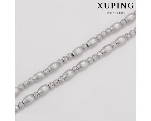 Цепочка Xuping родиум 10004823