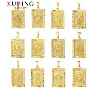 Подвеска Xuping знаки зодиака позолота 24К 10009278