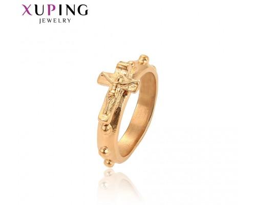 Замечательное кольцо, позолота 18К (10009841)