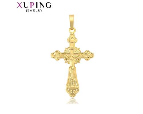 Хороший крестик, позолота 24К (1424000)