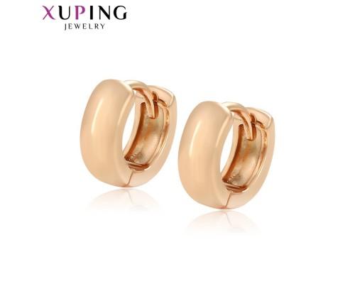 Серьги Xuping позолота 18К 1441000