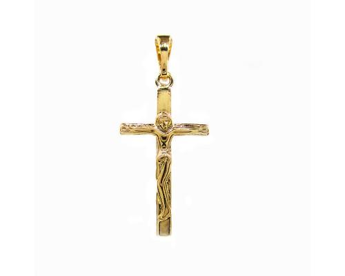 Крестик Xuping позолота 18К 4980000