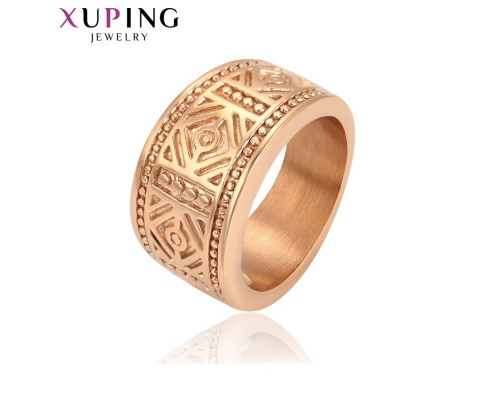 Отличное кольцо, позолота 18К (8510000)
