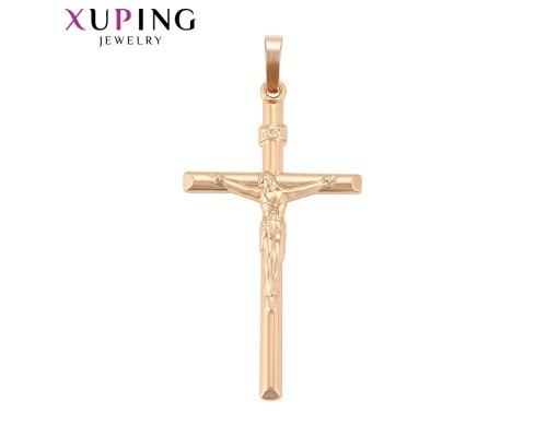Отличный крестик, розовая позолота (9318000)